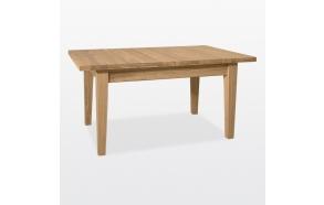 jatkettava ruokapöytä Windsor, 2 jatkokappaleella 150/190/230 cm