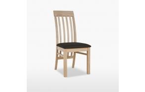 nahkapäällysteinen tuoli Slat
