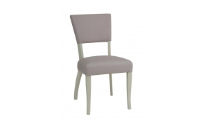 tuoli Catherine, nahkapäällysteellä