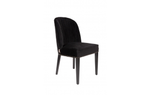 tuoli Cassidy, musta