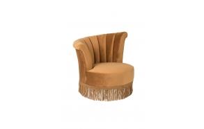 nojatuoli Chair Flair, kullanruskea