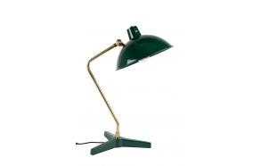 pöytälamppu Devi, vihreä