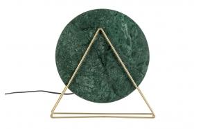 pöytälamppu Louis, vihreä