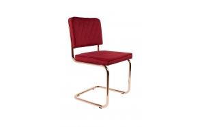 tuoli Diamond, royal red