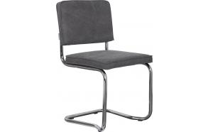 tuoli Ridge Kink Vintage, harmaa