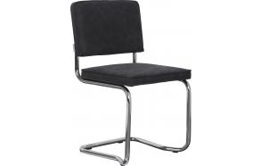 tuoli Ridge Kink Vintage, tummanharmaa