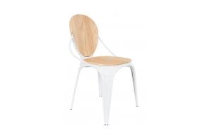 tuoli Louix, valkoinen