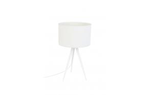 pöytälamppu Tripod, valkoinen