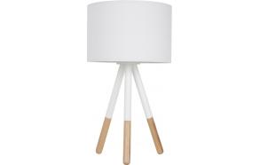 pöytälamppu Highland, valkoinen