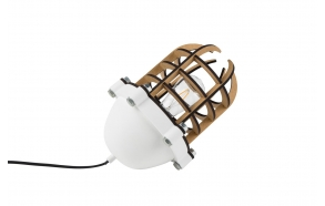 pöytälamppu Navigator, valkoinen
