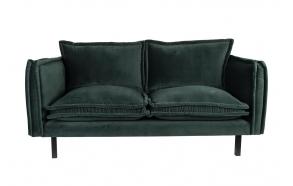 sohva Berry, tummavihreä