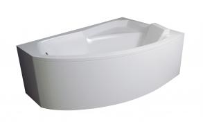 kylpyamme Interia Bella 150L, 175 l, 1500 x 950 mm, vasen
