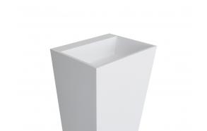 kiviallas Interia Verona WB, 500x420x850 mm