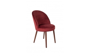 tuoli Barbara, punainen