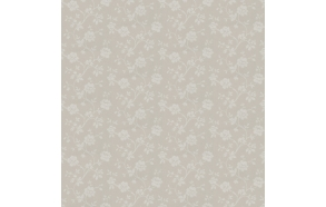 ROYAL SILKS FLORAL,White / Taupe