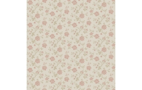 ROYAL SILKS FLORAL, Pink / Sand
