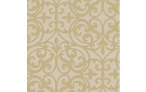 Decadence IronworkGold/Cream