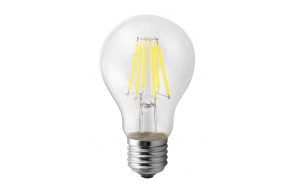 LED-lamppu 6 W, E27, 800 Lm (4000-5000K)