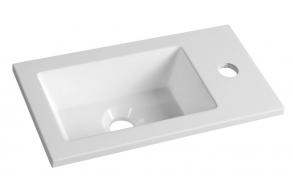 pesuallas Interia LM 420, komposiittikivi, 220 X 400 mm