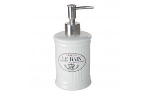 keraaminen nestesaippua-annostelija Bain Paris