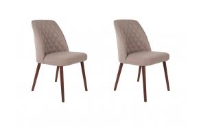 setti: 2 tuolia Conway, beige