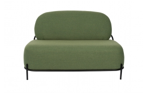 sohva Polly, vihreä