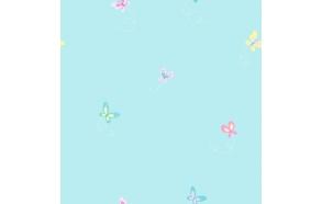 Hoopla Butterfly Sidewall Blue