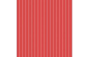 Hoopla Pin Stripe Sidewall Red