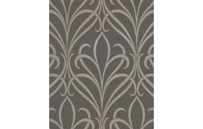 Nouveau Damask , Chocolate