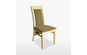 tuoli Lucca, kangaspehmusteinen