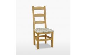 kangaspäällysteinen tuoli Amish