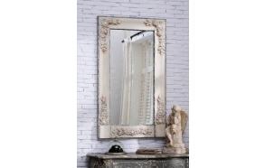 puuornamentein koristeltu peili, 81 cm L x 136 cm H