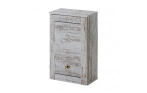 seinäkaappi Interia Provence, 40x62x20 cm, mänty antiikki