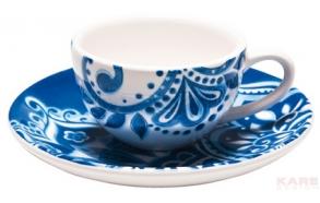 espresso-kuppi Blaue Stunde