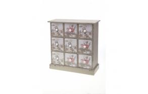9-laatikkoinen minilipasto