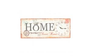 metallinen seinäkello WITH HOME