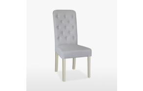 tuoli Buttonn, tekstiilipäällysteellä
