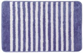 Kylpyhuonematto STRISCE, sininen