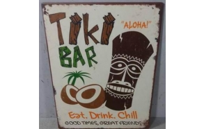 Tiki bar juliste