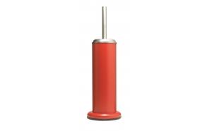 ACERO metallinen wc-harja, punainen