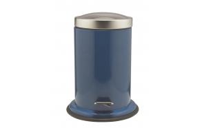 ACERO metallinen roskakori, sininen