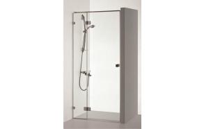 Brasta GUNDA PLUS suihkuovi ja -seinä suihkusyvennyksiin
