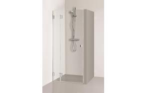 Suihkuovi ja -seinä suihkusyvennyksiin Brasta Anna Plus