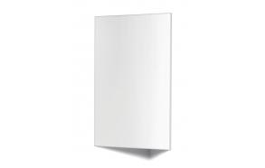 Kulmapeilikaappi Interia, 300x300x600mm, valkoinen