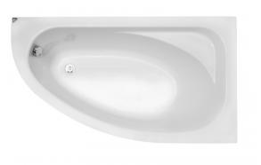 kylpyamme Interia Cornelia 140, 140x80 cm, oikea