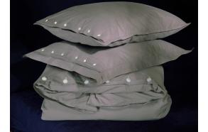 tyynyliina Taupe 50x60 cm, 100% perkaalipuuvilla