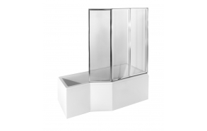 kylpyamme Interia Intera 170, 190 l, 1700 x 750 mm, oikea