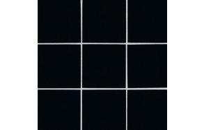 Crystal Black, 100x100x8mm, no mesh
