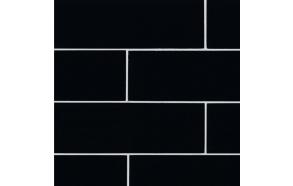Crystal Black, 100x300x8mm, no mesh