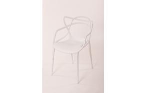 pinottava tuoli Mucha, valkoinen